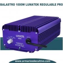 Balastro Lumatek Pro 1000w Electrónico
