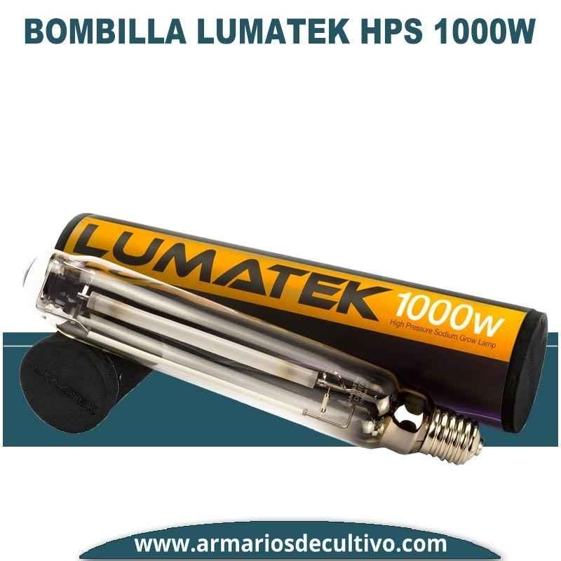 Bombilla 1000w Lumatek HPS