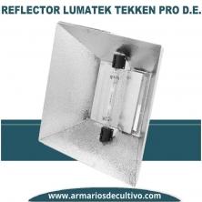 Reflector Lumatek Tekken Pro Hammertone DE