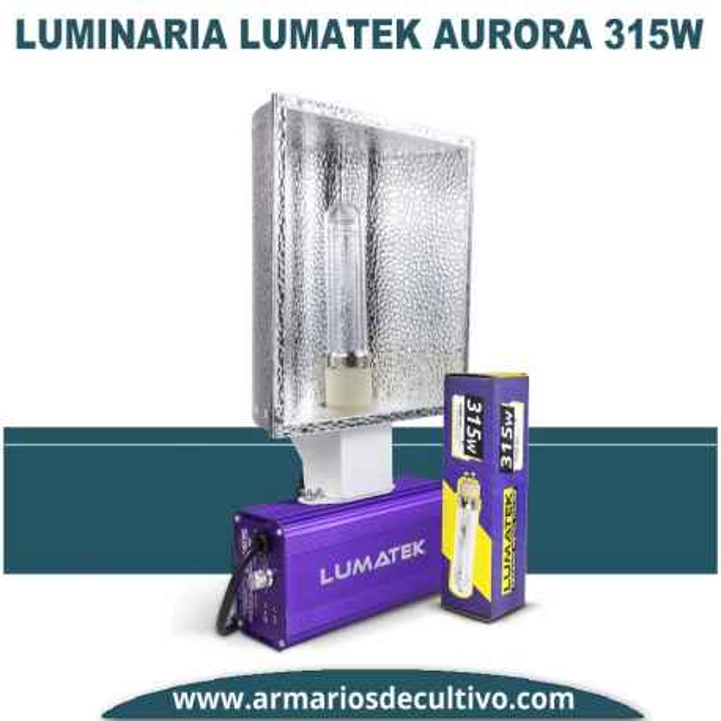 Kit LEC Lumatek Aurora 315w