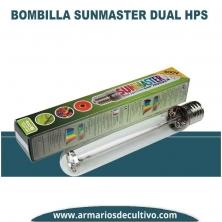 Bombilla Sunmaster Dual HPS