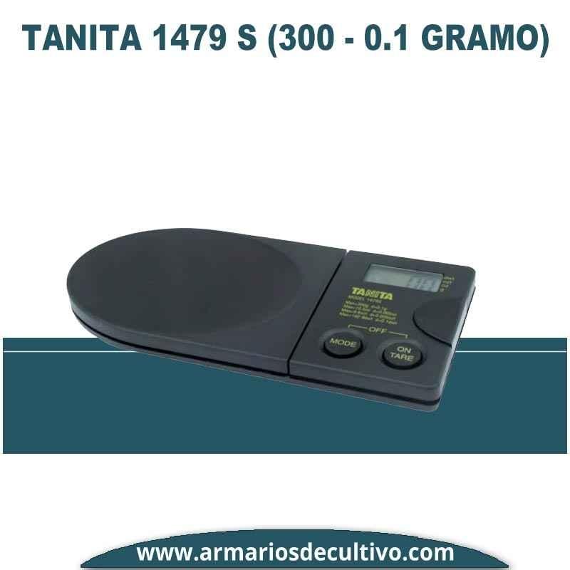 Báscula Tanita 1479 S (300 gr x 0.1)