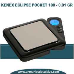 Báscula Kenex Eclipse Pocket (100 gr x 0.01)