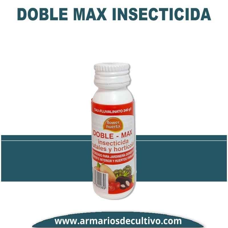Doble Max insecticida-acaricida