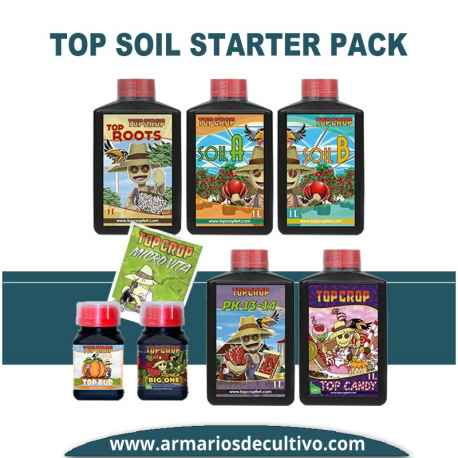 Top Soil Starter Pack