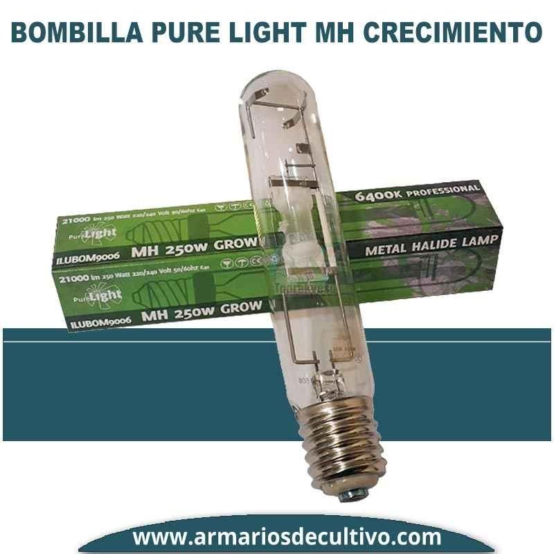 Bombilla Pure Light MH Grow (250w - 400w - 600w)