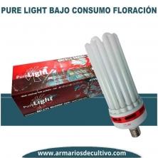 Bombilla Pure Light Bajo Consumo Floración