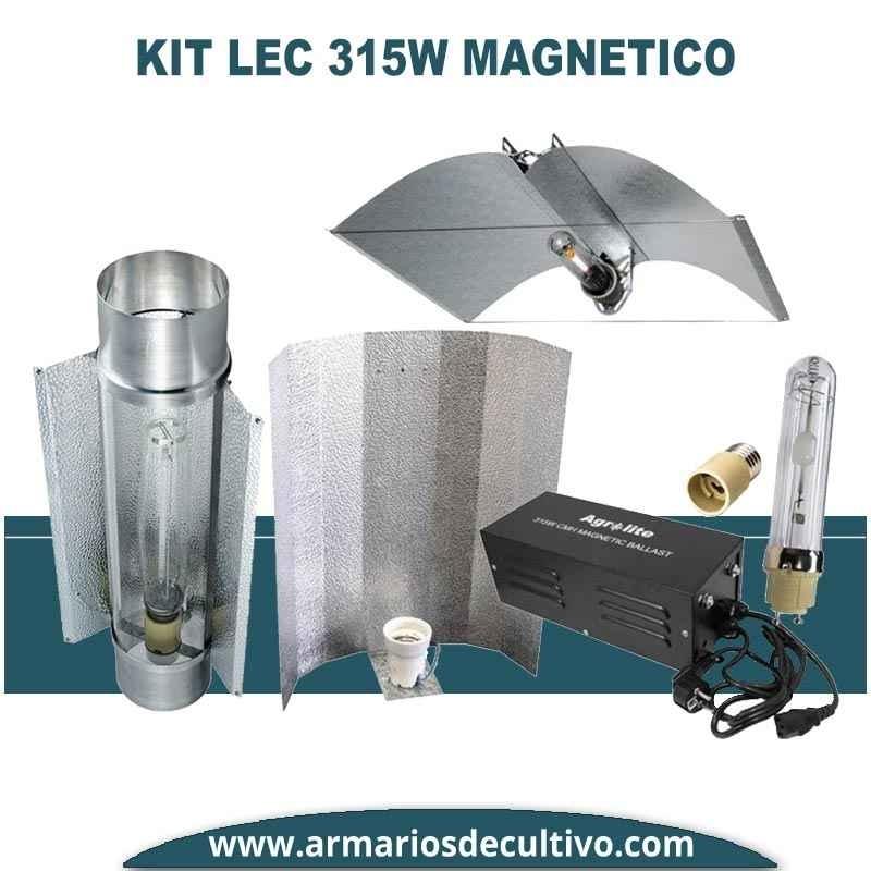 Kit Lec 315w Magnético