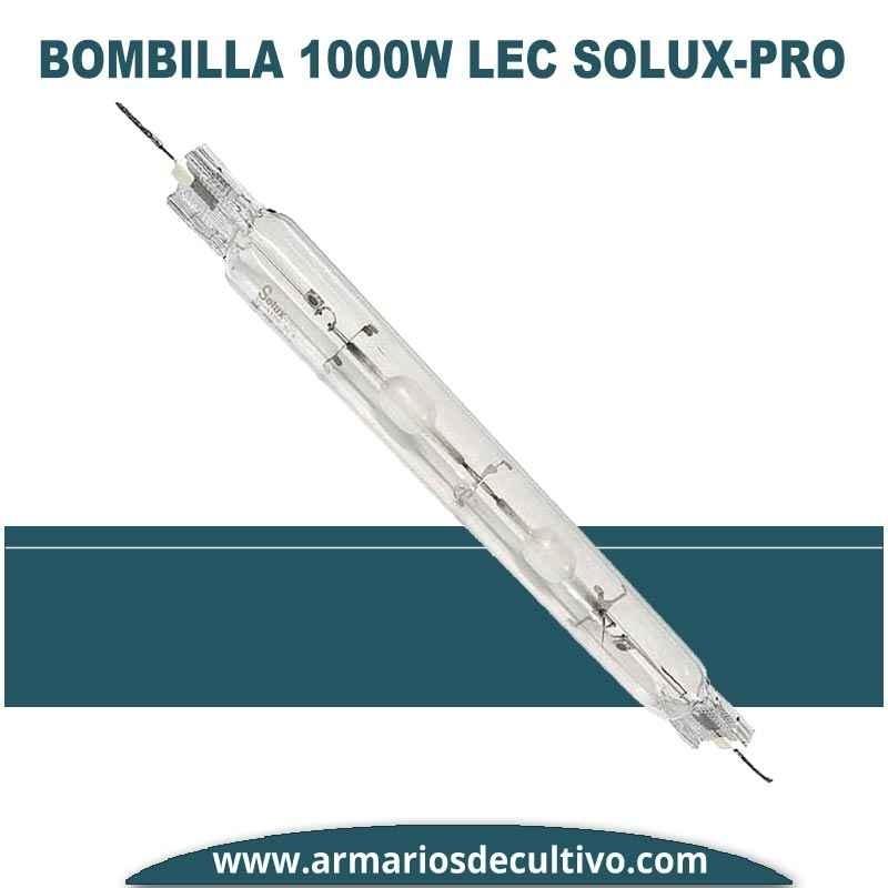 Bombilla Solux Pro 1000w LEC D.E.