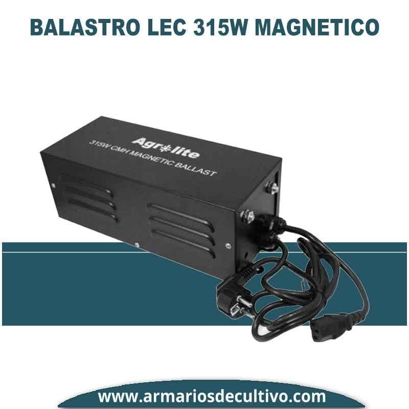 Balastro LEC Magnético 315w