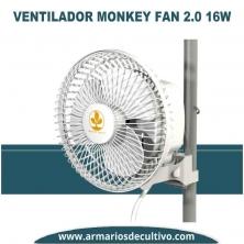 Ventilador Monkey Fan 2.0 16w