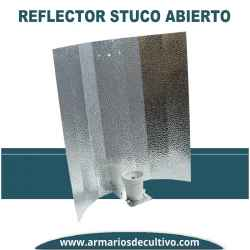Reflector Abierto Stuco