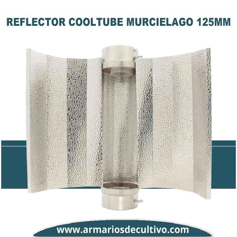 Reflector Cooltube Murciélago 125mm