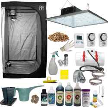 Kit de cultivo LED 80 Completo Eco 240w