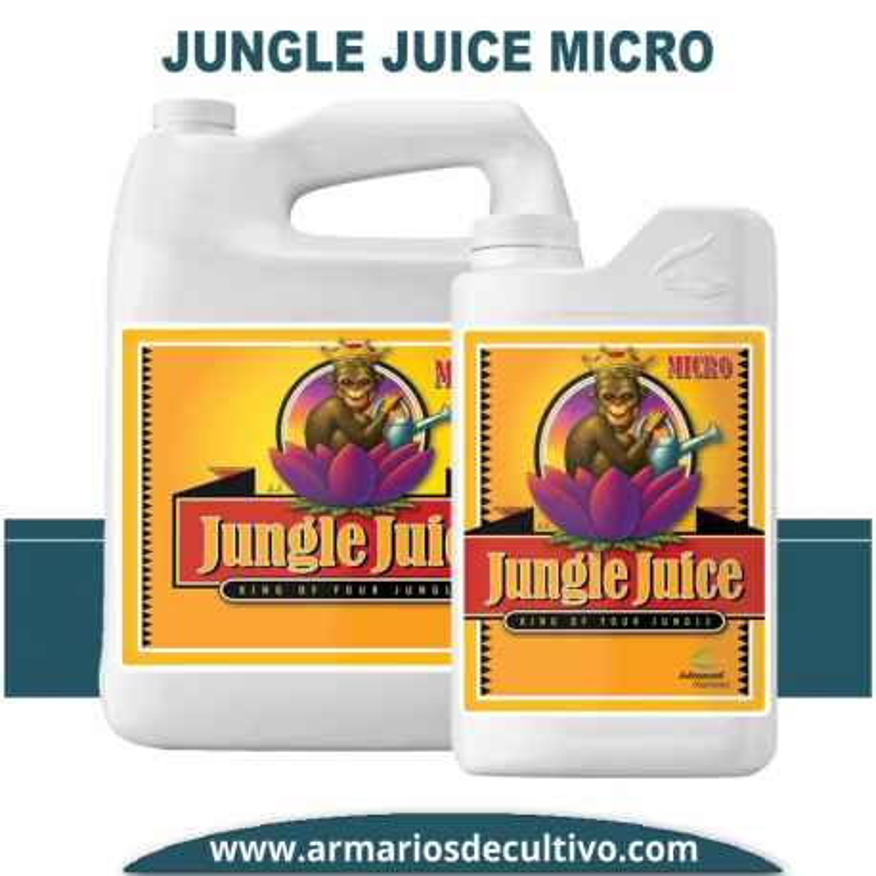 Jungle Juice Micro
