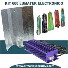 Kit 600w Lumatek Electrónico