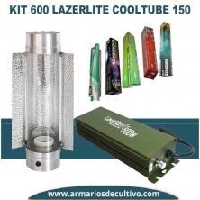 Kit 600w Lazerlite Electrónico Cooltube 150