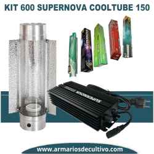 Kit 600w Supernova Electrónico Cooltube 150