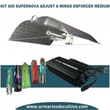 Kit 600w Supernova Electrónico Adjust Enforcer Medium