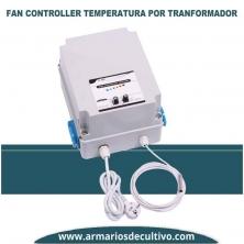 Fan Controller Temperatura por Transformador