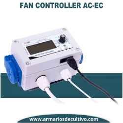 Fan Controller AC-EC LCD 2 Extractores