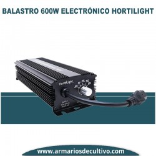 Balastro Hortilight 600w electrónico