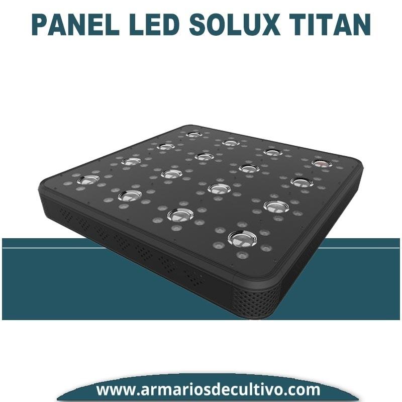 Panel LED Solux Titan