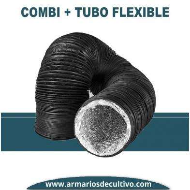Tubo Combi + de aluminio flexible