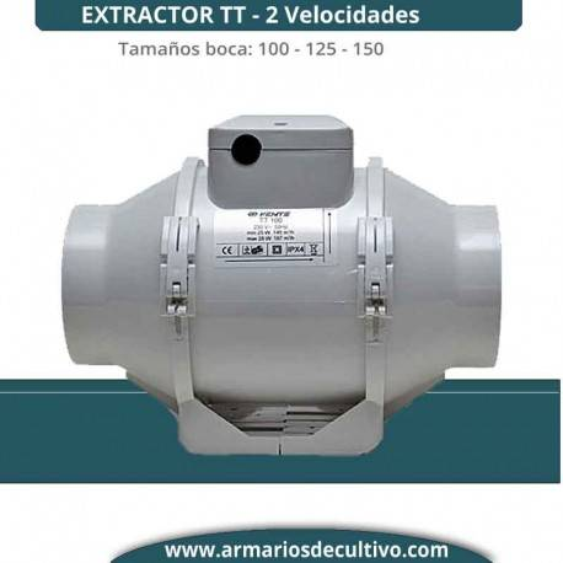 Extractor TT