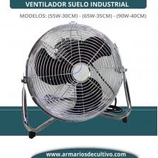 Ventilador Suelo Industrial