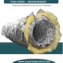 Tubo Sono+ Insonorizado
