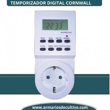 Temporizador Digital Cornwall