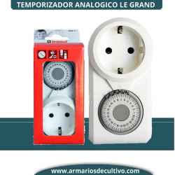 Temporizador Analogico Le Grand