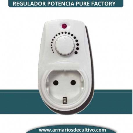 Regulador de Potencia Pure Factory