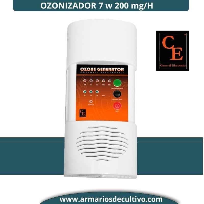 Ozonizador 7w 200mg/h Cornwall