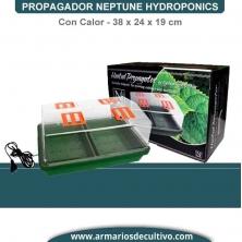 Propagador con Calor Neptune Hydroponics