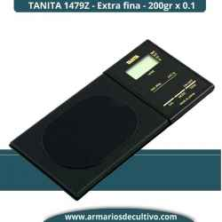 Báscula Tanita 1479Z (200 Gr. X 0.1) Extra fina