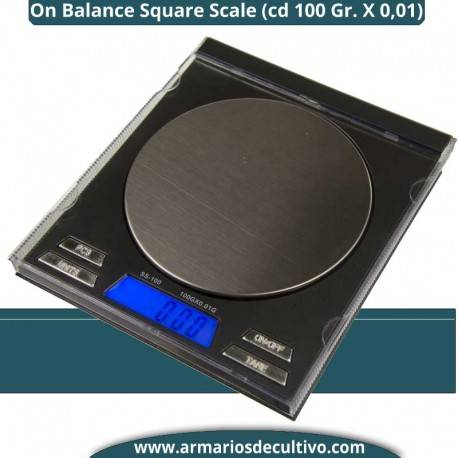 Bascula Cd On Balance 100