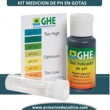 Medidor de Ph de gotas General Hydroponics