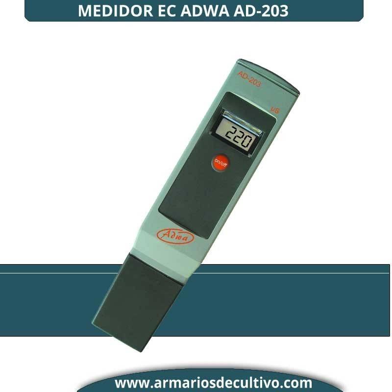 Medidor de EC Digital