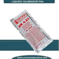 Liquido Calibrador PH 4