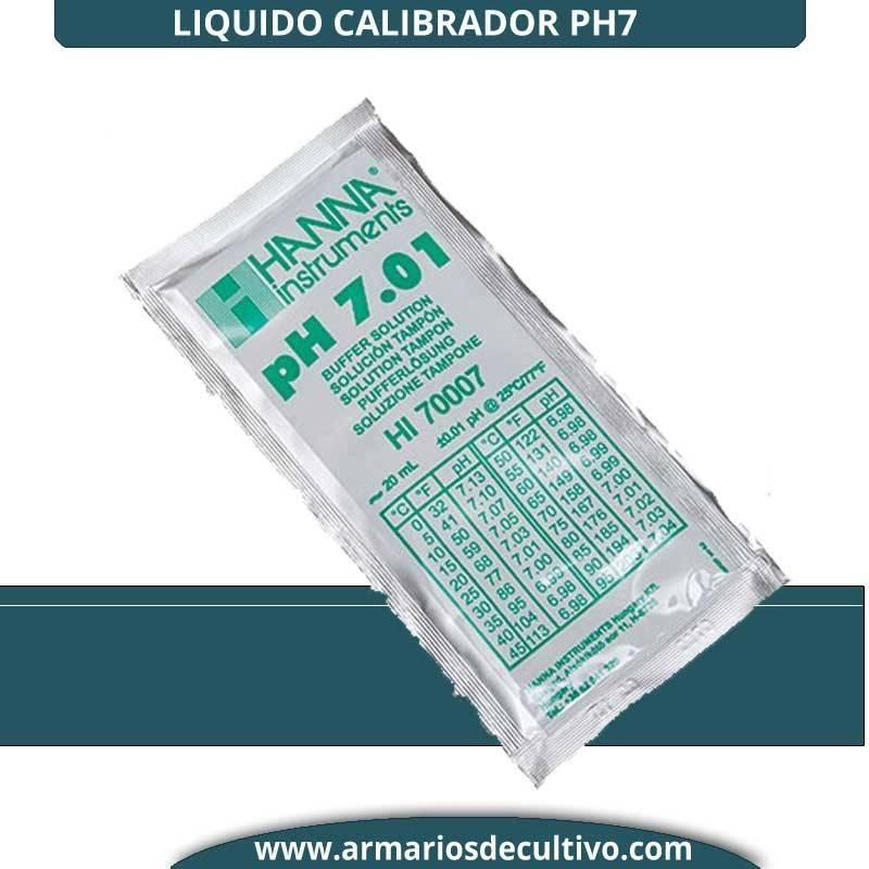 Liquido Calibrador PH 7