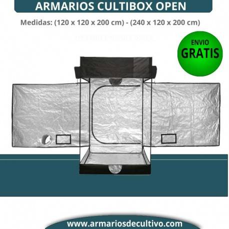 Armario Cultibox Open