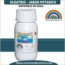 Oleatbio 250ml – Jabón Potásico – Insecticida natural