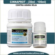 Cinnaprot – Para Araña Roja