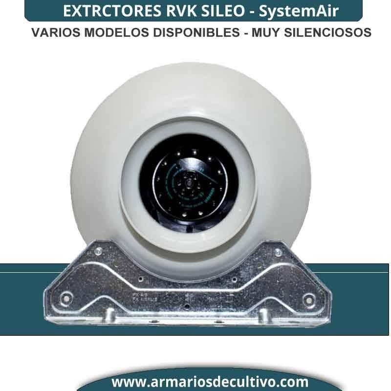 Extractor RVK Sileo