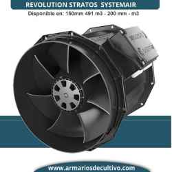 Extractor Revolution Stratos Systemair