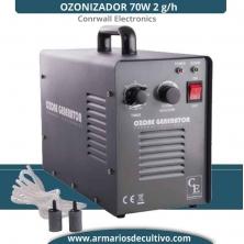 Ozonizador Cornwall Electronics 70w 2 g/h