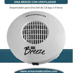 Ona Breeze – Dispensador Ona Gel 3,8 kgs