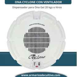 Ona Cyclone – Dispensador Ona gel 20 kgs